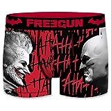 FREEGUN Boxer Homme DC Comics Batman Arkham City (XL, Joker)