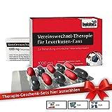 Vereinswechsel-Therapie für Leverkusen-Fans | Für Freunde von Bayer 04-Fanartikeln, Kaffee-Tassen, Fan-Schals sowie Männer, Kollegen & Fans im Bayer 04 Leverkusen Trikot Home