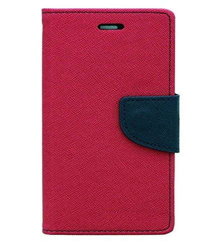 STAPNA Premium Fancy Wallet Diary with Card Slots [POCKETS] , Stand View and Magnetic Strap [LOCKING] Faux Leather Flip Stand Back Case Cover for Samsung Galaxy S3 I9300 -Pink  available at amazon for Rs.245