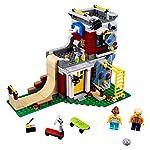 LEGO-Creator-Skate-House-Modulare-31081
