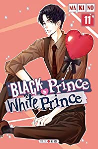 Black Prince & White Prince Edition simple Tome 11