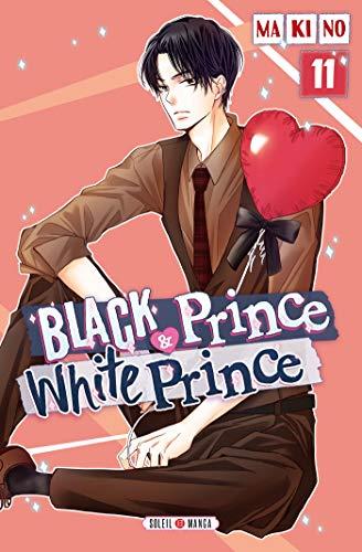Black Prince & White Prince Edition simple Tome 11
