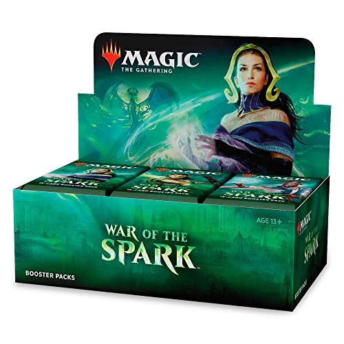 Magic: The Gathering War of The Spark Booster-Schachtel