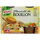 Knorr marmite bouillon poule 224g - Livraison Gratuite En France - Prix Par Unité