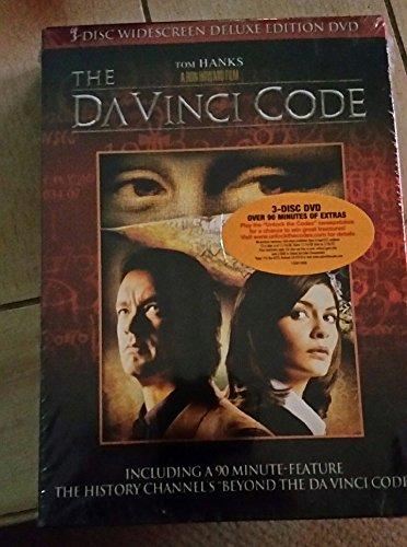 Preisvergleich Produktbild The Da Vinci Code - 3 Disc DVD