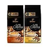 Tchibo Espresso Mailänder und Sizilianer Art, 2kg ganze Bohne, Kaffee-Genuss für Vollautomaten, Siebträger