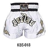 Kango MMA Muay Thai Kick Boxing, Pantaloncini da allenamento UFC-Pantaloncini da combattimento per...