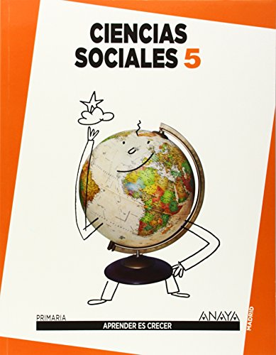 Descargar Libro Ciencias Sociales 5. PRIMERA VERSIÓN MADRID NO SALE (Aprender es crecer) de Carlos Marchena González
