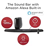 Polk Command Bar Home Theatre Sound Bar System with Built-in Amazon Alexa