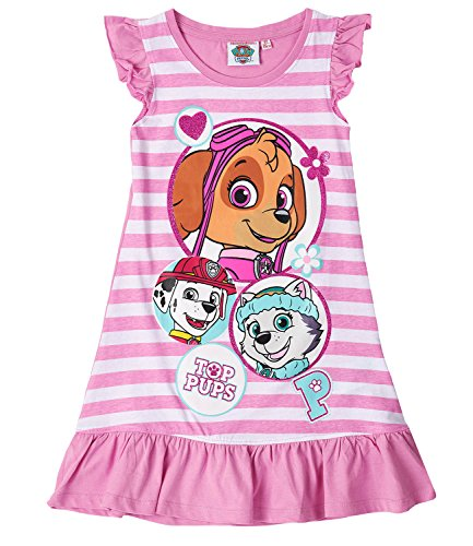 Paw Patrol Chicas Camisón - Rosa - 104