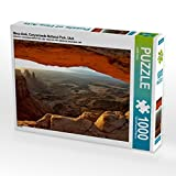 Mesa Arch, Canyonlands National Park, Utah 1000 Teile Puzzle quer (CALVENDO Orte)