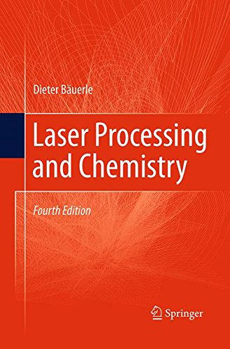Laser Processing and Chemistry