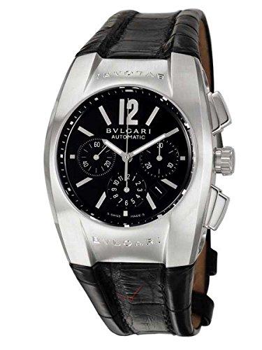 Bulgari da donna orologio da polso Ergon Cronografo Automatico eg35bsldch