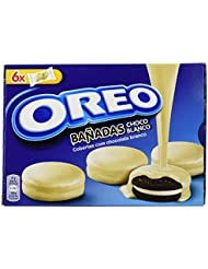Oreo Bañadas Galletas Cubiertos de Chocolate Blanco ...