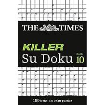 The Times Killer Su Doku Book 10 by HarperCollins UK (2014-03-01)