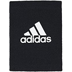 Adidas Guard Espinillera, Unisex adulto, Negro / Blanco, Talla Única