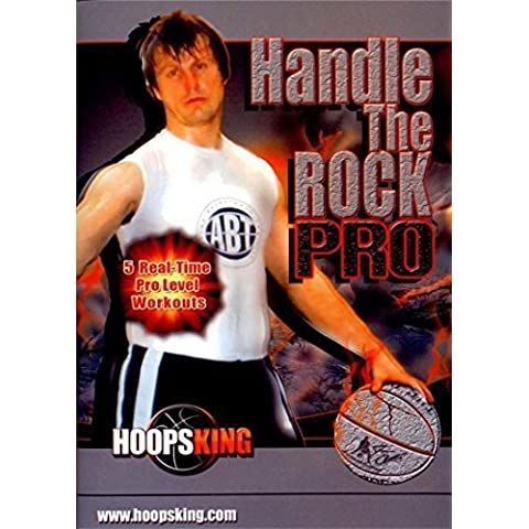 Handle the Rock - Pro Basketball Dribbling Workouts by Jason (Video Dribbling Basketball)