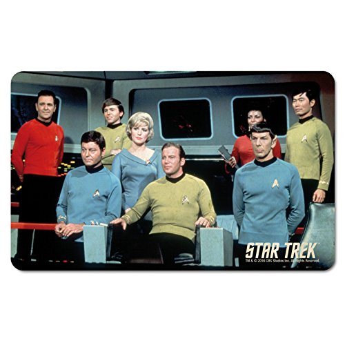 Star Trek - Frühstücksbrettchen - Group Shot - Crew - The Original Series