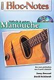 Bloc Notes Guitare Manouche DVD + CD...
