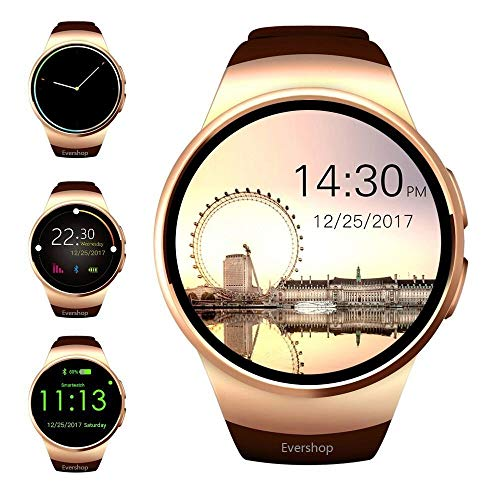 Evershop Smart Watch Reloj Android Phone Watch – Ever Shop Support SIM  Watch Phone for Android 898ed0a19709