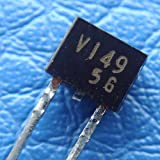electronics-salon 10 pcs 1sv149 Toshiba Variable capacitancia Diode, varactor.