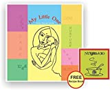 My Little One - A Baby Record Book | Unisex Photo Album | Wonderful Baby Shower Gift | (Spiral Binding)
