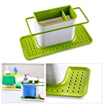 Keep Your Kitchen Sink Clean and Organised. Untidy kitchen sinks can now be a thing of the past with the Lifestyle - You 3-in-1 kitchen sink stand which helps you organize your frequently-used kitchen sink items with ease. Featuring a practical desig...