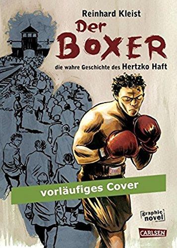 Boxer-comics (Der Boxer: Die Überlebensgeschichte des Hertzko Haft)