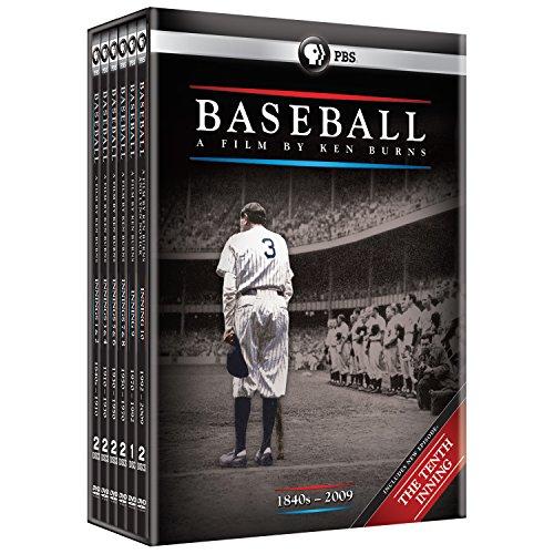Preisvergleich Produktbild Baseball: A Film By Ken Burns (11pc) / (Full Ws) [DVD] [Region 1] [NTSC] [US Import]