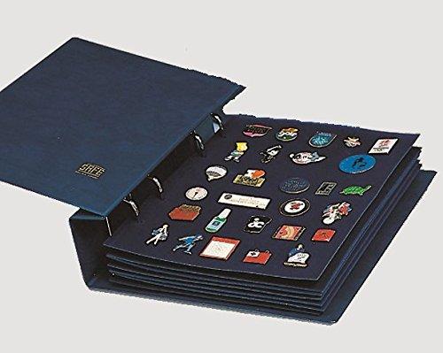 SAFE Pin's-Album Nr. 7860 - Sammelalbum für Ihre Pin's (Pin-album)