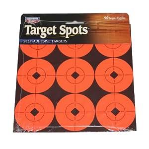 Birchwood Casey 2 pouces Spots cibles (10 feuilles Pack)