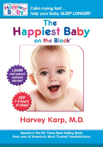 the-happiest-baby-on-the-block-dvd