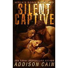 Silent Captive: A Reverse Harem Omegaverse Dark Romance (Wren's Song Book 2) (English Edition)