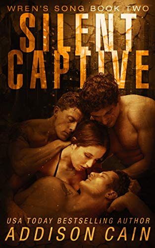 Silent Captive: A Reverse Harem Omegaverse Dark Romance (Wren's Song Book 2) (English Edition)