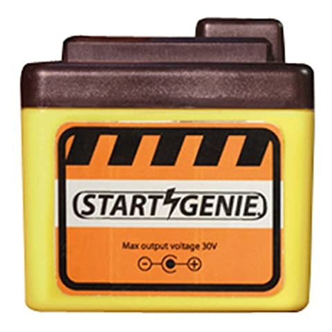 Start Genie - Batterie de Secours - Convient aux Essences et Diesels - Facile à Utiliser
