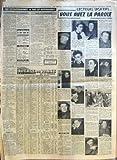 Telecharger Livres LIBERTE LA du 23 02 1965 LE BAS DE LAINE DES FRANCAIS DEPOTS RECORDS DANS LES CAISSES D EPARGNE MAIS LA BOURSE A PERDU NOMBRE DE SES CLIENTS LE BILLET DU PARISIEN DANS LA RUE PAR MARC BLANCPAIN L ASSASSINAT DU LEADER NOIR UN SUSPECT ARRETE LE CHEMINOT AVAIT VU L ACCIDENT L AUTORAIL STOPPE JUSTE DEVANT LA FILLETTE ETENDUE INANIMEE SUR LE RAILS COUP DE GRISOU AU JAPON ON RECHERCHE 63 MINEURS CONSISTOIRE SECRET HIER A ROME PAUL VI A CONSACRE OFFICIELLEMENT LES 27 NOUVEAUX CARDINAUX (PDF,EPUB,MOBI) gratuits en Francaise