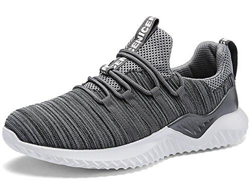 IIIIS-F Zapatos de Deporte y Aire Libre Zapatillas Deportivas Respirables para Hombre