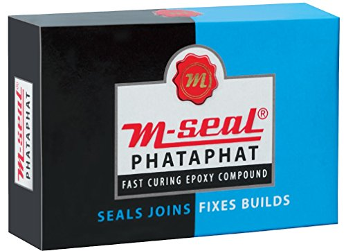 Pidilite M-SEAL - Cutting figure with epoxy (25 g)