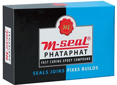 Pidilite M-SEAL - Figura de cortar con epoxi (25 g)