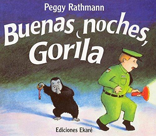 Buenas noches, Gorila (Jardín de libros) por Peggy Rathmann