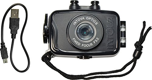 Intova Kamera, schwarz