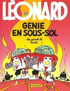 """Afficher """"Léonard n° 18 Génie en sous-sol"""""""