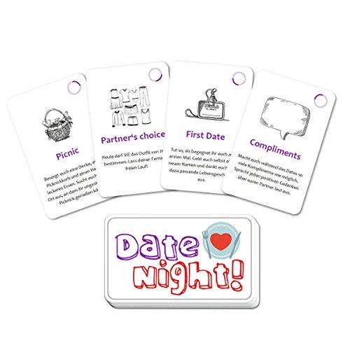 DateNight! - Über 3000 Date-Ideen für Paare