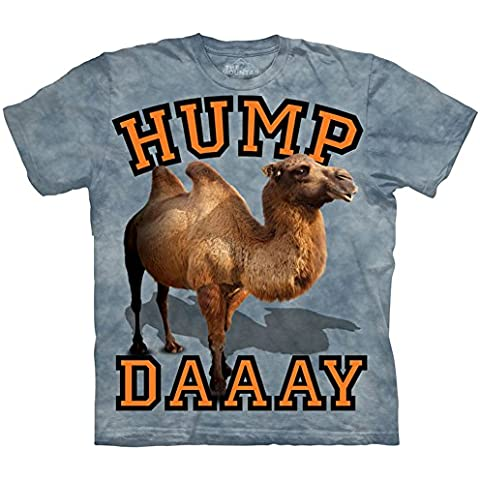 Cascade Hump Day Animal T Shirt Adult Unisex The Mountain