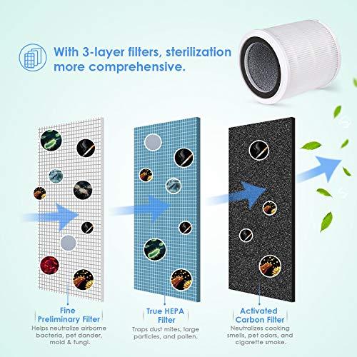 Zoom IMG-2 intey purificatore d aria hepa