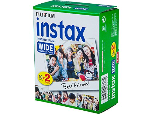 Fujifilm Instax Wide Film, 2-er Pack