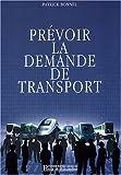 Prévoir la demande de transport