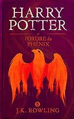 Harry Potter et l'Ordre du Phénix (La série de livres Harry Potter t. 5) de J.K. Rowling