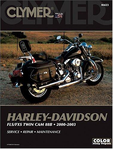 Harley-Davidson: Fls/Fxs Twin Cam 88B, 2000-2003