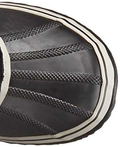 Sorel - 1964 Pac Graphic 15, Stivali da neve Donna Nero (Schwarz (Black, Natural 010))